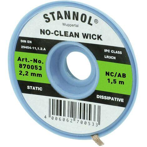 Tresse à dessouder Stannol C95746