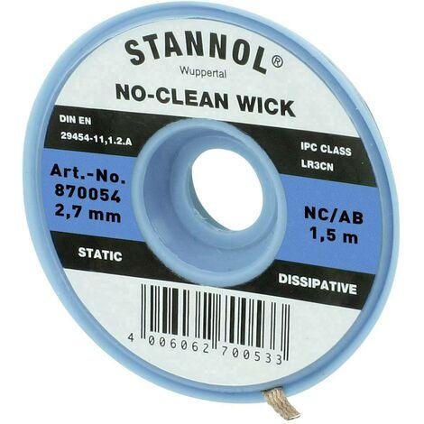 Tresse de dessoudage Stannol C95707