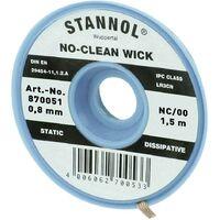 Tresse de dessoudage Stannol C95735