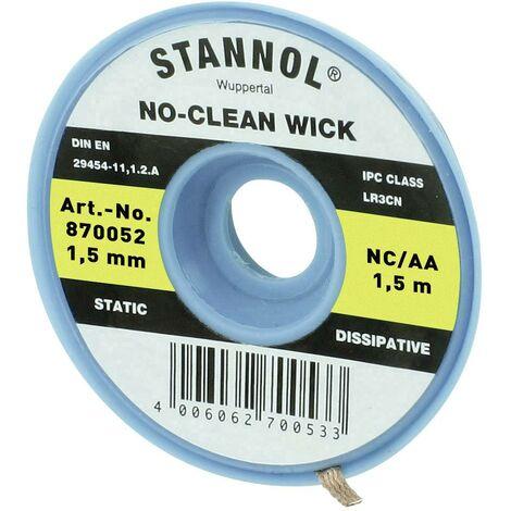 Tresse de dessoudage Stannol C95788