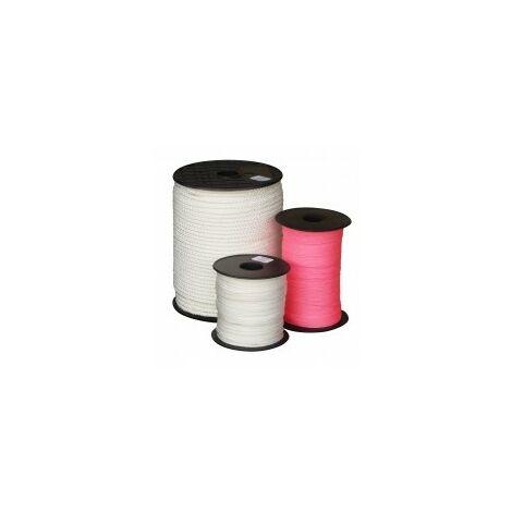 Tresse polypro bobine 100mts 4mmdrstd040b100n