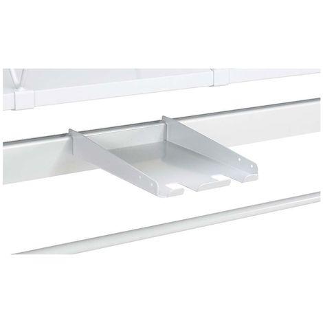 TRESTON Support papiers format A4 - pour table d'emballage - acier