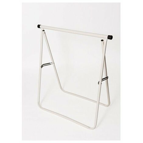 Treteau metal slide blanc ref 5001-2620