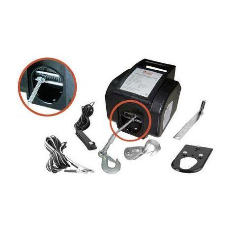 Treuil à câble 900 kg HP Autozubehör 20601 commande filaire