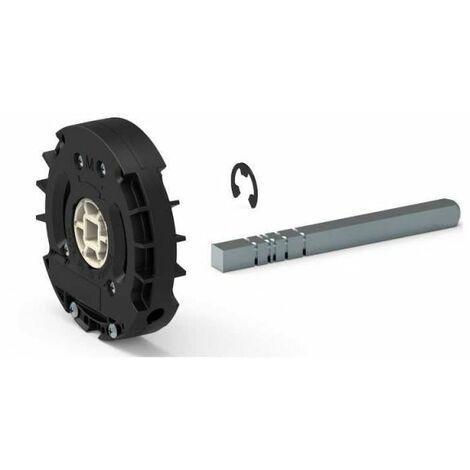 Treuil avec carré de 10 mm pour sortie 6P7
