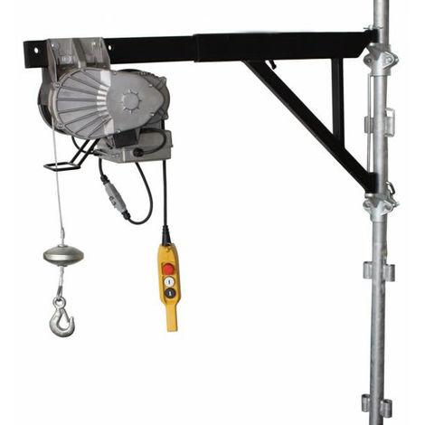 Treuil de levage - Charge max 200kg (plusieurs tailles disponibles)