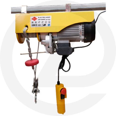 Treuil electrique 230V 600Kg Adaptable