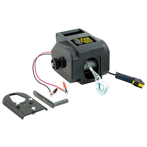 Treuil électrique portable 12 V - 907 / 2268 / 2721 Kg