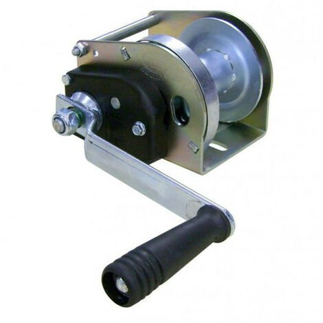 Treuil manuel de traction auto freiné - Modèle: 4AFD - Capacité de traction maxi: 340 kg
