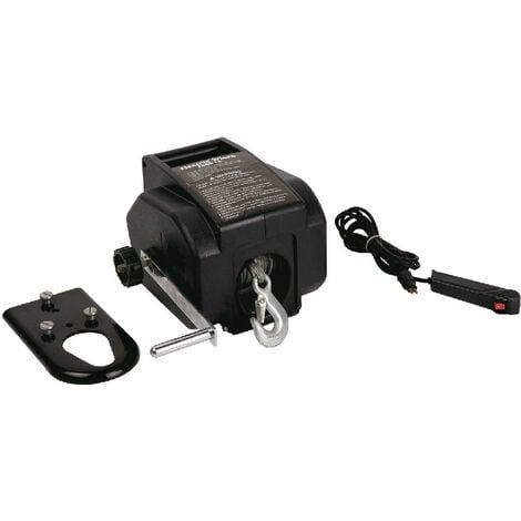 Treuil portable pour bateaux 907 kg 12V MW-Tools EBL900