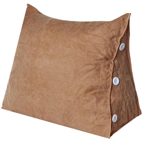 Triangular Corner Reading Cushion