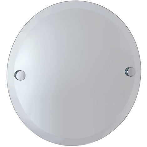Tricolour Wall Mounted Mirror