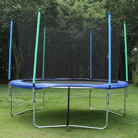 TRIGANO Anchoring Kit for Trampoline - Silver