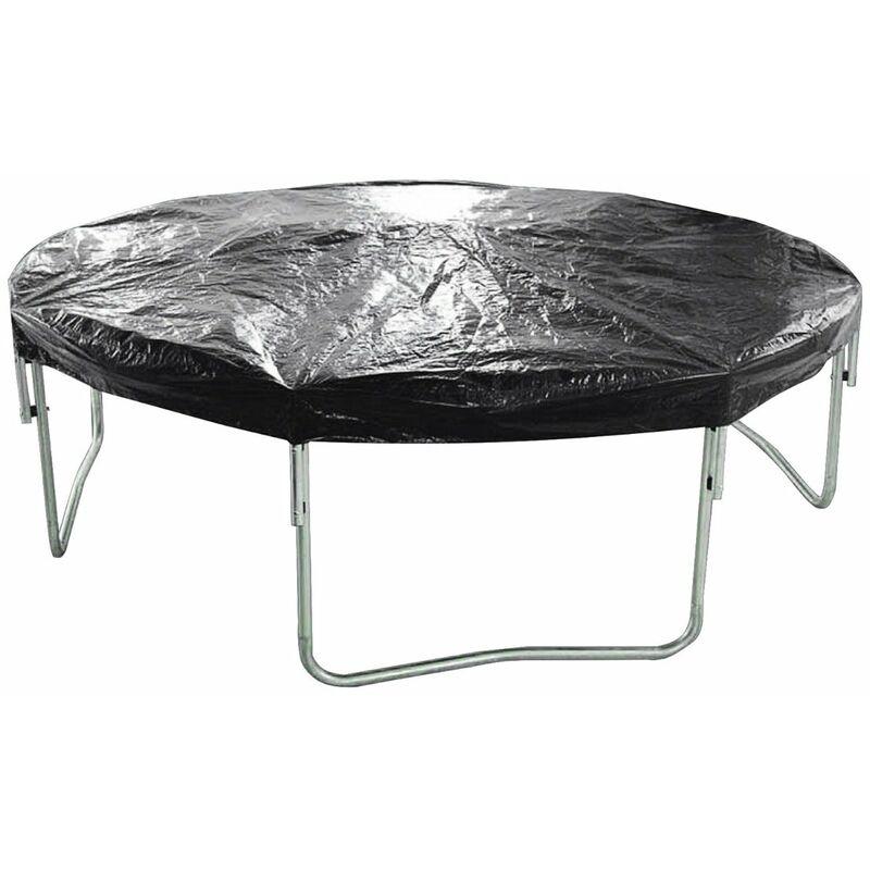 Bâche de protection pour trampoline de 3,66 m