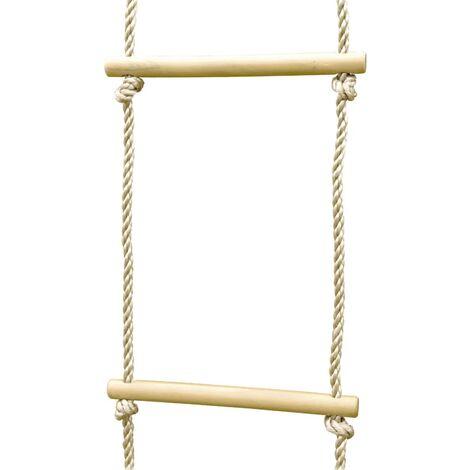 TRIGANO Échelle de corde pour ensembles de balançoire 3-3,5 m J-424