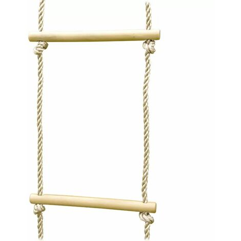 TRIGANO Rope Ladder for Swing Sets 1.9-2.5 m J-423