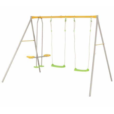 TRIGANO Swing Set BRIOSO 260x190x190 cm Steel J-10456P6