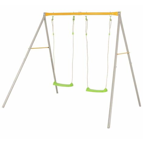 TRIGANO Swing Set DUETTO 210x190x190 cm Steel J-10253P6