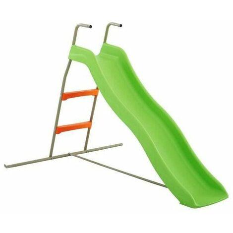 TRIGANO Toboggan 1,73 m de glisse pour les enfants