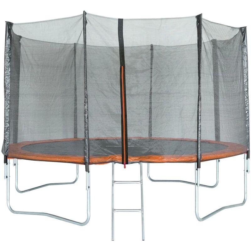 Trampoline avec filet de sécurité 427 cm - Trigano