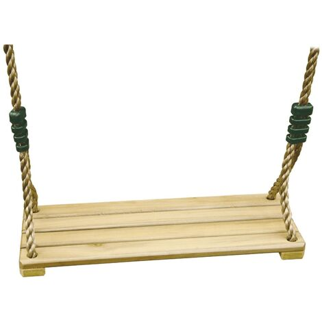TRIGANO Wooden Swing Seat for Sets 1.9-2.5 m J-478