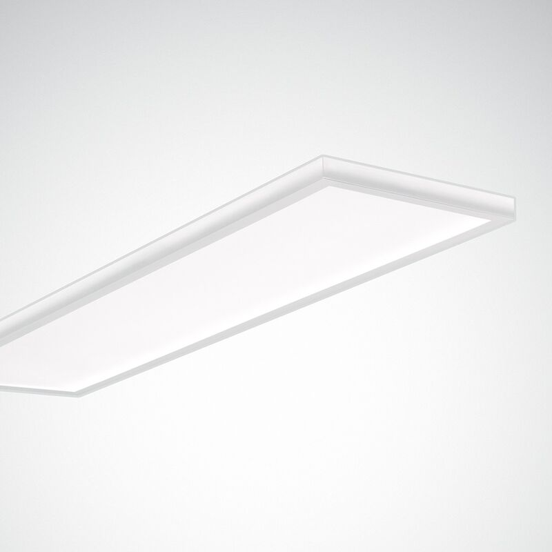 LED-Deckenleuchte anb 35W Siella 3000K 3600lm ws mt Konv IP20 Kst_opal - TRILUX