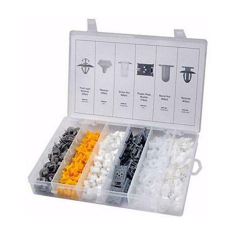 Trim Clip Assortment Box - Renault Cars & Vans 300 pcs