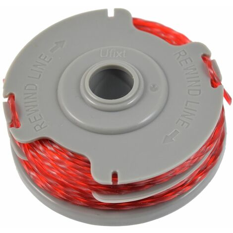 """main image of """"Trimmer Strimmer Spool & Line Double Autofeed Compatible With Flymo FLY021"""""""