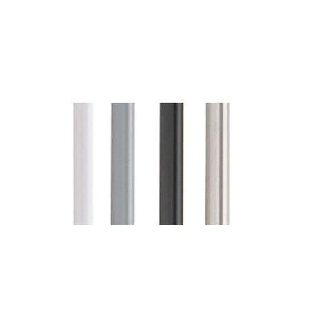 "main image of ""Tringle 2500 mm ALMA - Ral 9005 Noir - 2800250007"""