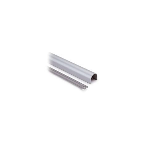 TRINGLE ASSEMBLAGE+CAPOT P/ANTIPANIQUE PANAMA LONG.950MM 8450I GRIS 9006 - FAPIM