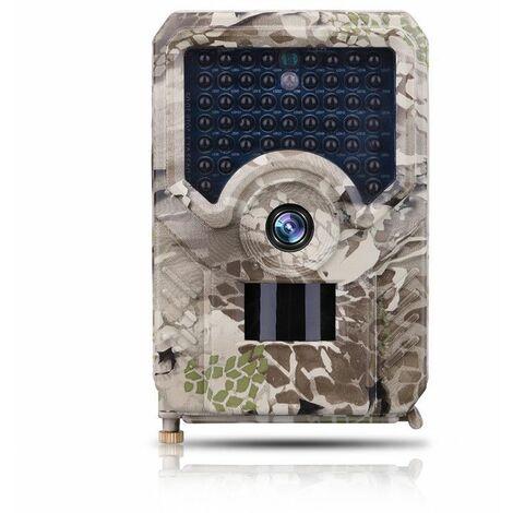 TRIOMPHE 1080P HD Caméra de Chasse Caméra de Surveillance Étanche De Vision Nocturne Traque IR Caméra de Jeu Nocturne Infrarouge