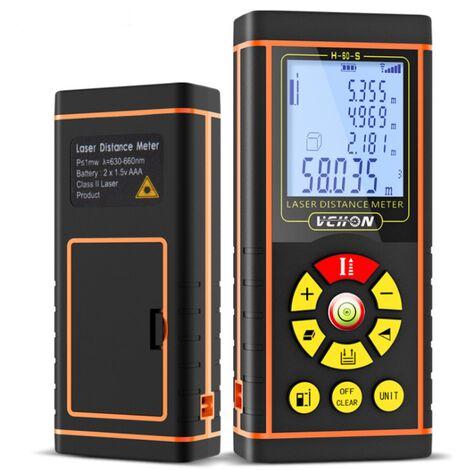 TRIOMPHE Fabricant H modèle télémètre laser rechargeable portable instrument de mesure infrarouge de haute précision règle laser électronique