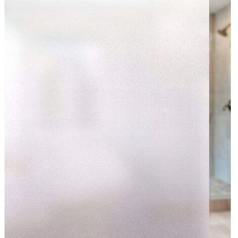 """main image of """"Film de séparation, film dépoli, film de salle de bain, film pour fenêtre, film de verre, film opaque, blanc"""""""