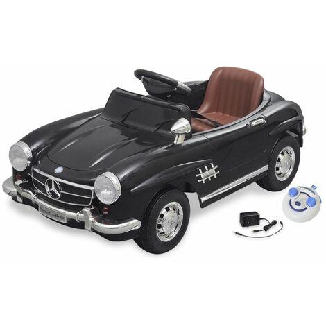 Triomphe Voiture électrique pour enfants Mercedes Benz 300SL Noir 6 V