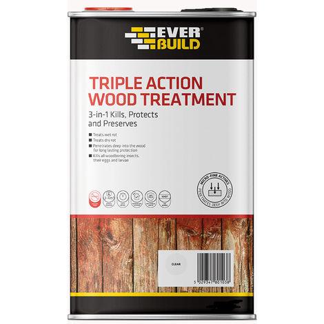 Triple Action Wood Treatments