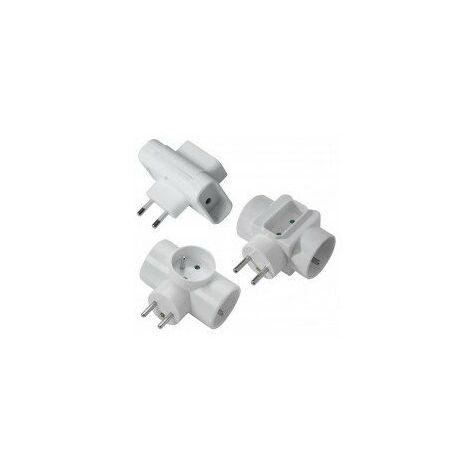Triplites laterales étiquette cavalier - triplite 3 x 6a