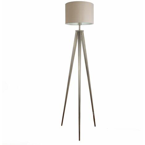 Tripod Floor Lamp - Beige