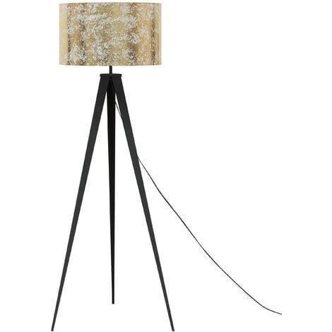 Tripod Floor Lamp Gold STILETTO