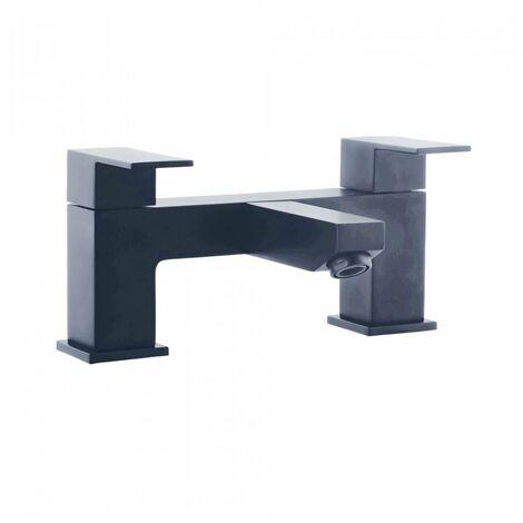Trisen Kawa Two Handle Black Bath Filler TT925