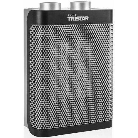 Tristar Radiateur électrique KA-5064 PTC Céramique 1500 W Gris