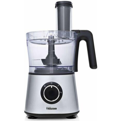 Tristar Robot culinaire 600 W 1,5 L Argenté
