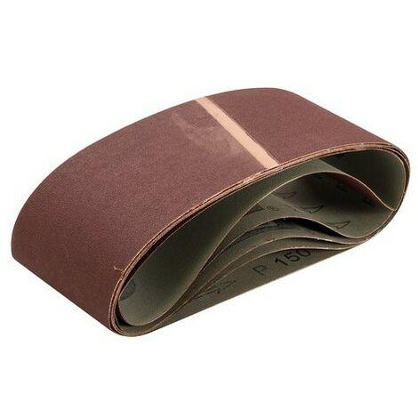 Triton 314868 Sanding Belt 100 x 560mm 5pk 150 Grit