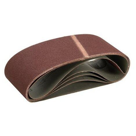 Triton 320806 Sanding Belt 100 x 610mm 5pk 100 Grit