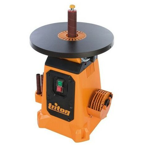 Triton 622768 350W Oscillating Tilting Table Spindle Sander 380mm TSPS370