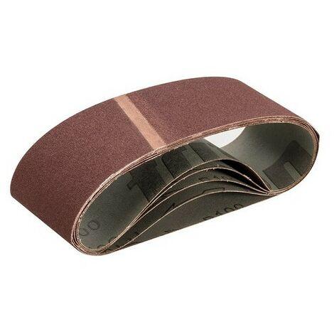 Triton 689327 Sanding Belt 75 x 533mm 5pk 100 Grit