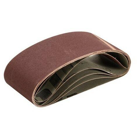 Triton 722139 Sanding Belt 75 x 457mm 5pk 150 Grit