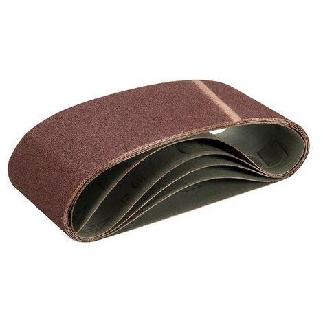 Triton 794958 Sanding Belt 100 x 610mm 5pk 60 Grit