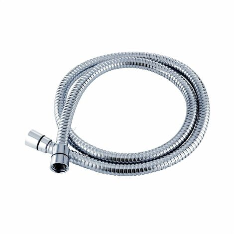 Triton Anti-Twist Shower Hose 1.25M Chrome - TSHG1203