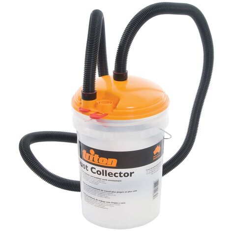 Triton DCA300 Dust Collection Bucket - 23Ltr