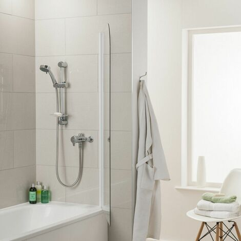 Triton Dene Sequential Thermostatic Exposed Mixer Shower 3 Spray